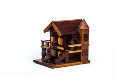 Wood house Royalty Free Stock Photo