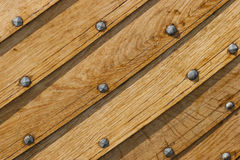 Wood hull Stock Photos