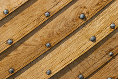 Wood hull Royalty Free Stock Images