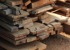 Wood industry Royalty Free Stock Photography