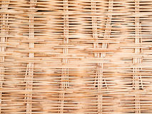 Wood intertwine Stock Images