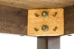 Wood Joint Stock Photography