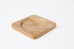 Wood kökhjälpmedel för isolat på vit bakgrund arkivfoto