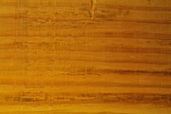 Wood korn med skrapor och fläckar Royaltyfri Bild