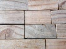 Wood kvarter royaltyfri foto