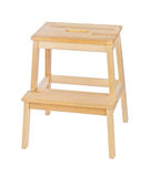 Wood ladder Royalty Free Stock Photography
