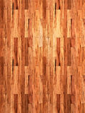 Wood laminate floor background Stock Image