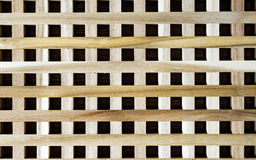 Wood lath Royalty Free Stock Images