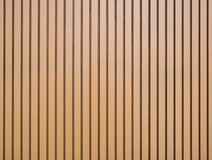 Wood lath wall. Royalty Free Stock Photos