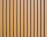 Wood lath wall. Royalty Free Stock Image