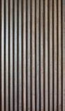 Wood lath wall Stock Photo