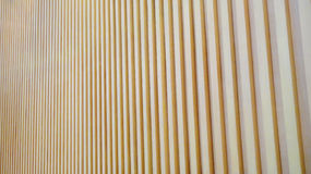 Wood lath wall Royalty Free Stock Photography