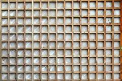 Wood Lattice Royalty Free Stock Photo