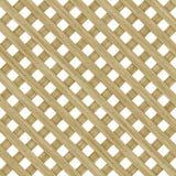 Wood lattice royalty free stock image