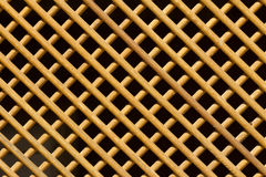 Wood lattice Royalty Free Stock Photos