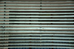 Wood lattice panels Royalty Free Stock Photo