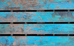 Wood light blue Royalty Free Stock Photography