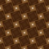 Wood like tiles seamless texture with natural style background royalty free illustration