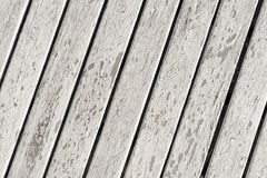Wood Lines Background. A White Peeled Paint Texture of Wood Lines Background royalty free stock image