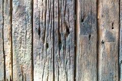 Wood listtextur som malas tillbaka Royaltyfria Foton
