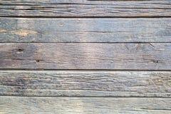 Wood listtextur som malas tillbaka Arkivfoto