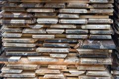 Wood Logs Stock Image