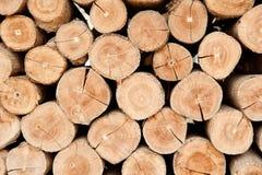 Wood lumber background Stock Photo