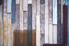 Wood material background for Vintage wallpaper royalty free stock photos