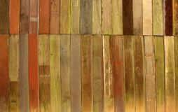 Wood material background for Vintage wallpaper. Stock Images