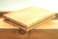 Wood material for construction Stock Photos