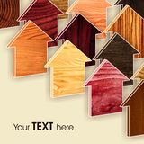 Wood materials for construction Royalty Free Stock Photo
