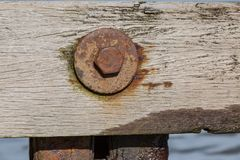 Wood and Metal Stock Photos
