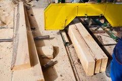 Wood mill Stock Photos