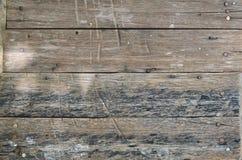 Wood modell Arkivfoto
