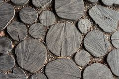 wood modell för bakgrundssnitt ut ur trä Arkivbilder