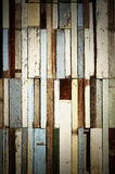 Wood modify decoration Royalty Free Stock Photo