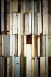 Wood modify decoration.  Royalty Free Stock Photo