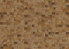 Wood mosaic Royalty Free Stock Photography