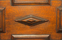 Wood moulding Stock Images
