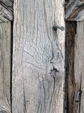 Wood with Nails Stock Photos
