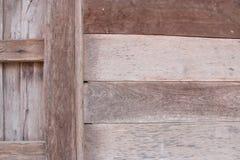 Wood of old barn Stock Photos