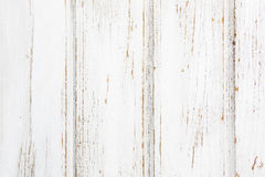 Wood old plank white texture background Royalty Free Stock Photography