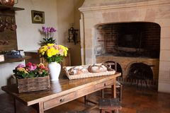 Wood oven Royalty Free Stock Images