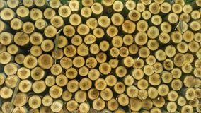 Wood pack royalty free stock photo