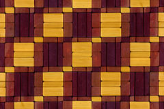 Wood pad background. Stock Photo
