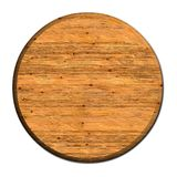 Wood pad Royalty Free Stock Images