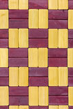 Wood pad texture pattern background. The wood pad texture pattern background Stock Photos