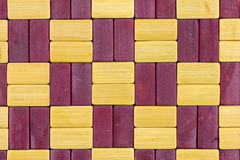 Wood pad texture pattern background. The wood pad texture pattern background Stock Photo