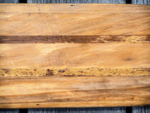 Wood paddle background Royalty Free Stock Photography