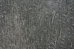Wood painted in black color. Old wood Royalty Free Stock Photos